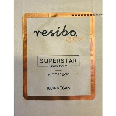 Resibo Próbka Superstar Body Balm - Vesa Beauty