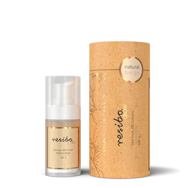 Resibo Krem BB Natural Beige - Vesa Beauty