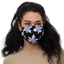 Load image into Gallery viewer, African Lily Florecita Face Mask ~
