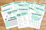 The Organized RVer Bundle || 41 Pages
