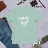 Camping Hair Don't Care T-Shirt