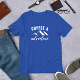Coffee & Adventure T-Shirt