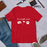 I'm a Simple Woman with Trailer T-Shirt