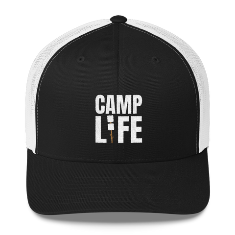Camp Life Trucker Cap