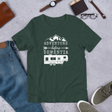 Adventure Before Dementia T-Shirt - Fifth Wheel