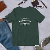 Feeding Mosquitoes Since Birth T-Shirt