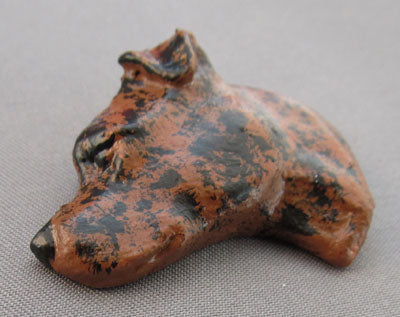 Brindle Pit Bull Terrier Dog Pin Jewelry Gift
