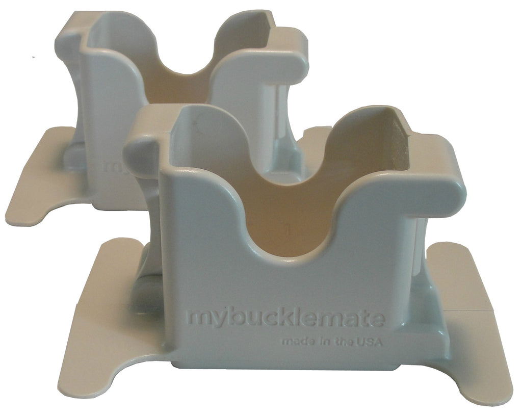 MyBuckleMate - Beige (2 Pack)