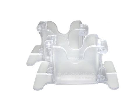 MyBuckleMate - Clear (2 Pack)