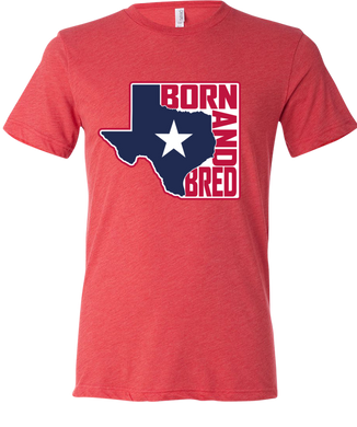 Texas / Born and Bred / Mens