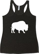 Load image into Gallery viewer, Last Stand Bison / Womens Racerback Tank / Multiple Colors