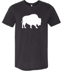 Last Stand / Bison / Tee Shirt / Multiple Colors