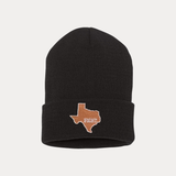 University of Texas / State of Texas / Beanie / Heather Grey