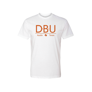 Defensive Back University T-Shirt - Short Sleeve - White
