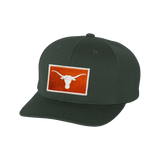 University of Texas / Steer Head Burnt Orange  / FlexFit