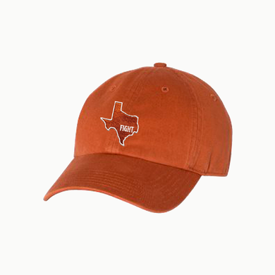 Limited Edition / State of Texas / Burnt Orange/ Dad Hat