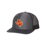 University of Texas / Texas Longhorns Script  / Curved Bill