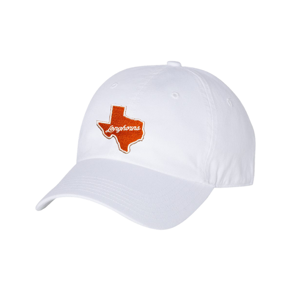 University of Texas / Texas Longhorns Script / Dad Hat