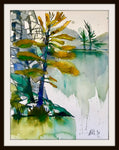 REFLECTIONS - ALGONQUIN, Original Art by Hilary Slater