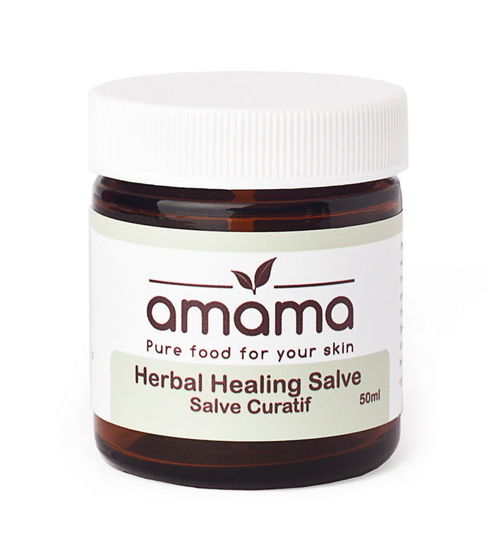 HERBAL HEALING SALVE,  Amama by Margaret Norcott
