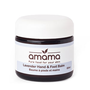 LAVENDER HAND & FOOT BALM,  Amama by Margaret Norcott