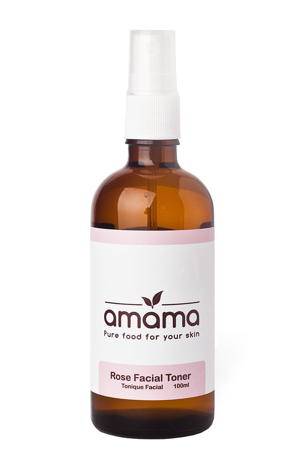 ROSE FACIAL TONER,  Amama by Margaret Norcott