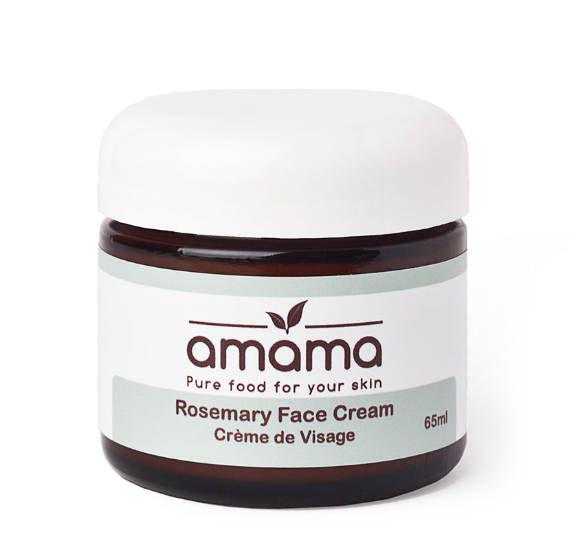 ROSEMARY FACE CREAM,  Amama by Margaret Norcott