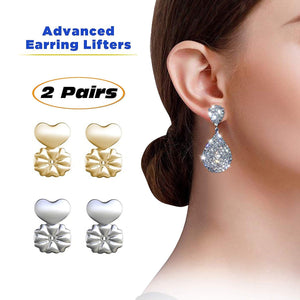 86a7a97f3 2 Pairs Hypoallergenic Earring Lifts – Life Market