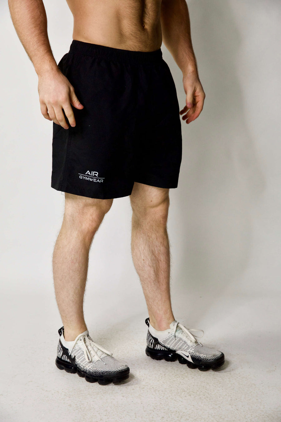 Hybrid Shorts/Swim Shorts - Black