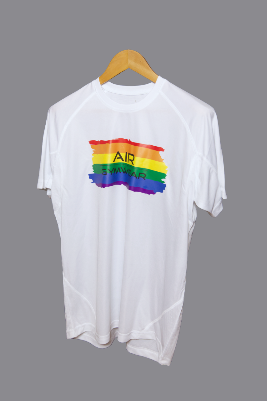 Pride 2019 T-Shirt - White