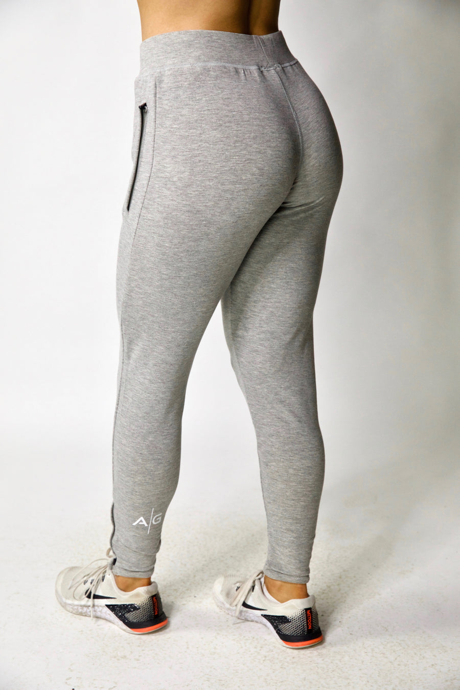 Womens Joggers - Grey