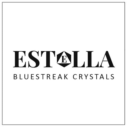 Estella Crystals by Bluestreak Crystals for embellishment and nail art