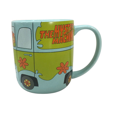 SCOOBY DOO MUG MYSTERY MACHINE