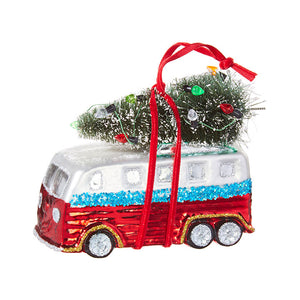 ORNAMENT MOTOR HOME 4""