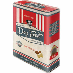 DOG BISCUITS TIN XL