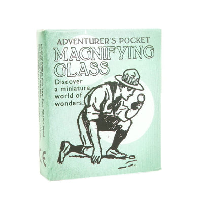 JUNIOR ADVENTURER'S POCKET MAGNIFYING GLASS