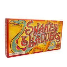 Load image into Gallery viewer, VINTAGE SNAKES AND LADDERS