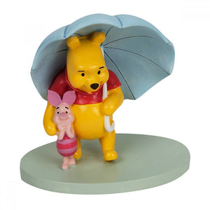 MAGICAL MOMENTS POOH & PIGLET UMBRELLA TOGETHER