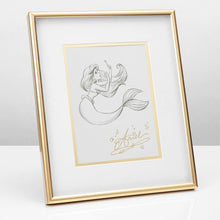 Load image into Gallery viewer, DISNEY PRINCESS COLLECTABLE FRAMED PRINT ARIEL