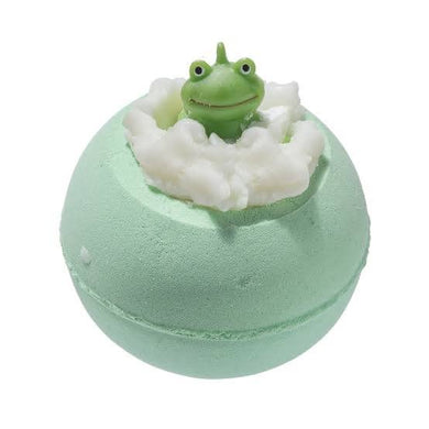 BATH BOMB ITS NOT EASY BEING GREEN