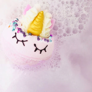 BATH BOMB THE LAST UNICORN