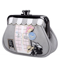 Load image into Gallery viewer, VENDULA MILLINERS CLIPPER COIN PURSE