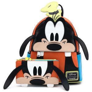 LOUNGEFLY DISNEY GOOFY PURSE