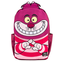 Load image into Gallery viewer, LOUNGEFLY CHESHIRE CAT BACKPACK