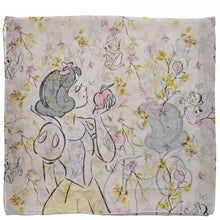 Load image into Gallery viewer, DISNEY ENCHANTING COLLECTION SCARF SNOW WHITE