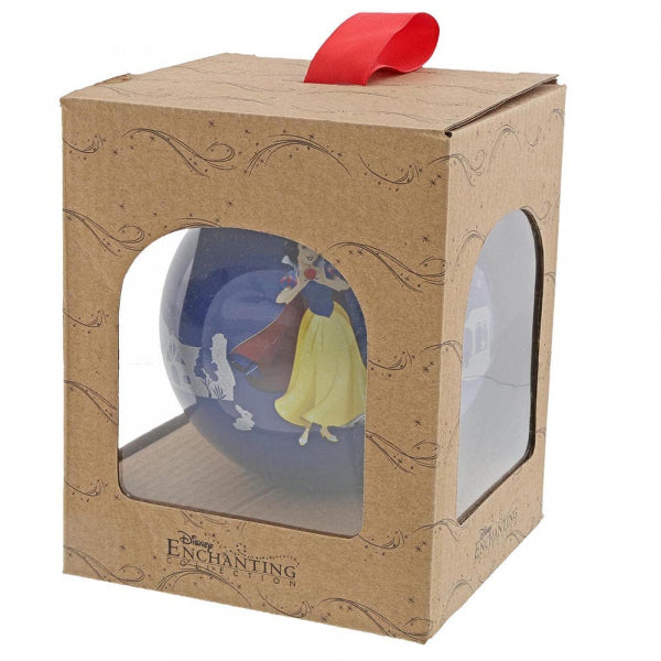 DISNEY ENCHANTING BAUBLE - SNOW WHITE