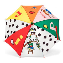 Load image into Gallery viewer, PIPPI LONGSTOCKING UMBRELLA