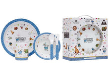 Load image into Gallery viewer, DINNER SET BARNEY GUMNUT & FRIENDS 5PC
