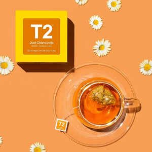 TEA 2 JUST CHAMOMILE BAGS