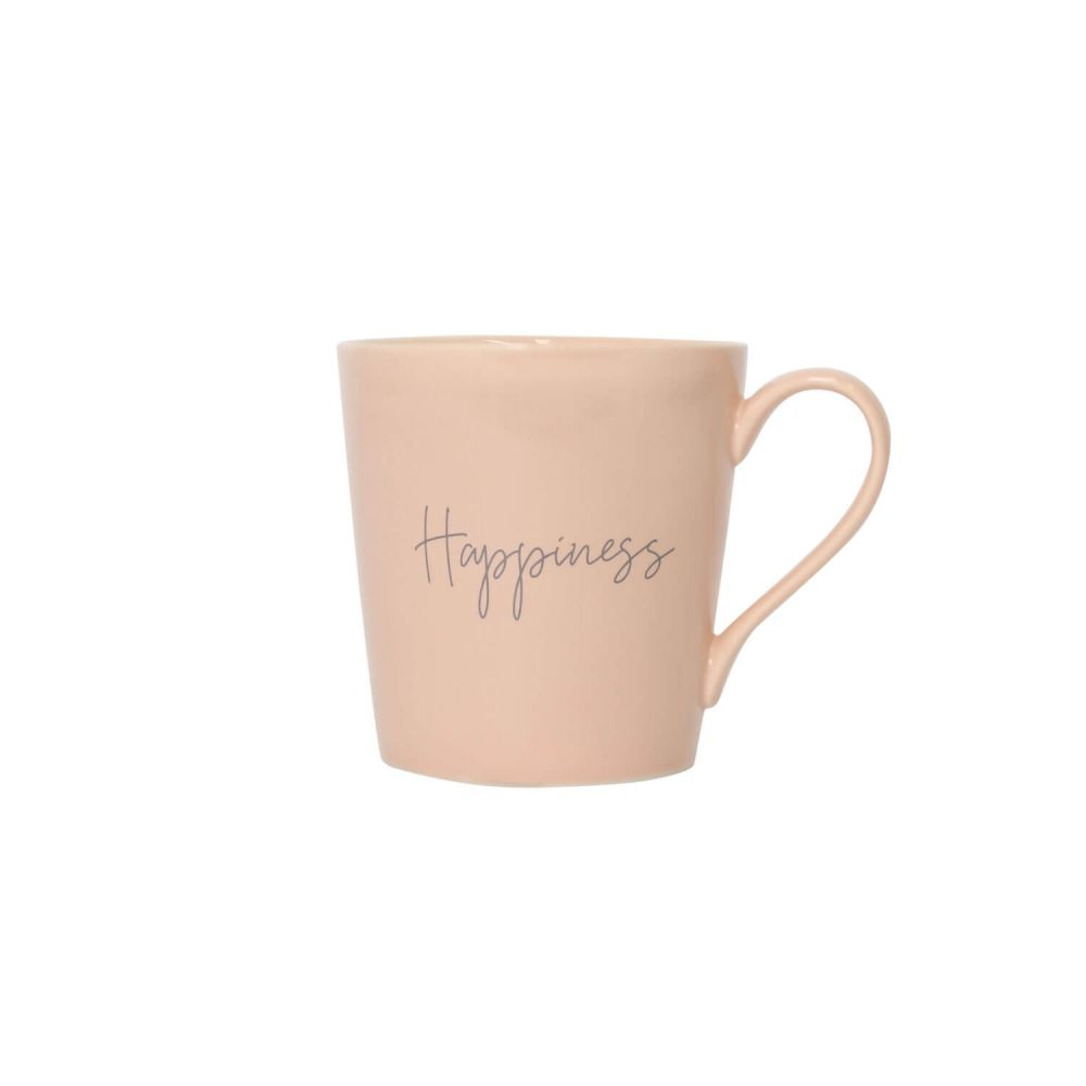 COLOUR POP MUG HAPPINESS